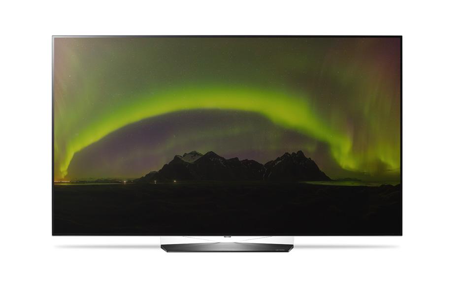 LG Electronics OLED55B7P 55'' Flat 4K Smart UHD OLED TV