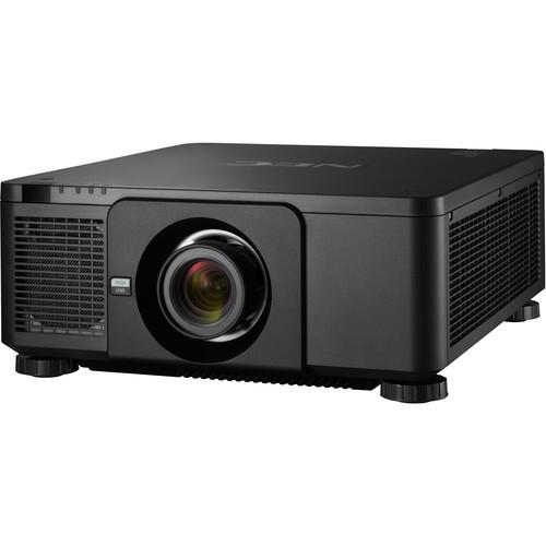 NEC NP-PX1004UL-B-18 - 3D WUXGA 1080p DLP Projector -  Black