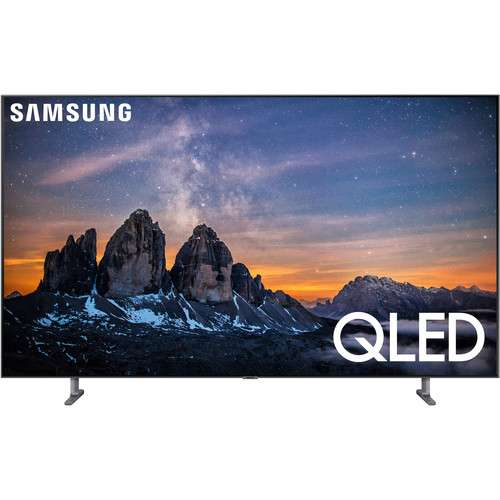 Samsung QN55Q80RAFXZA 55'' 4K UHD Smart QLED TV (2019 Model)