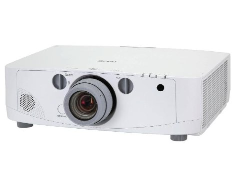 NEC NP-PA500U 3D WUXGA - 1080p LCD Projector with Speaker - 5000 lumens