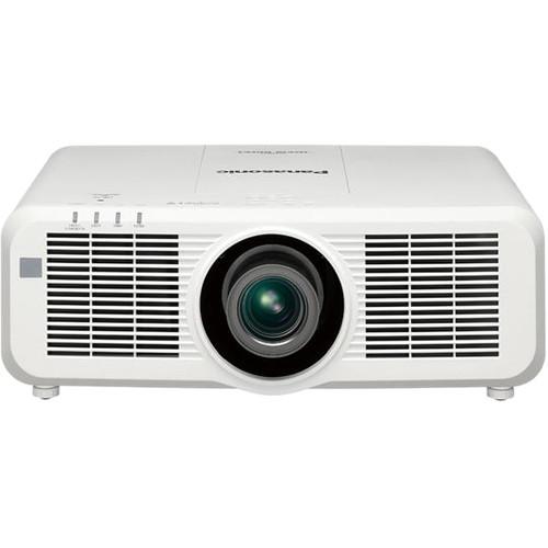 Panasonic PT MZ670U - WUXGA 1080p 3LCD Projector with Speaker - 6500 lumens