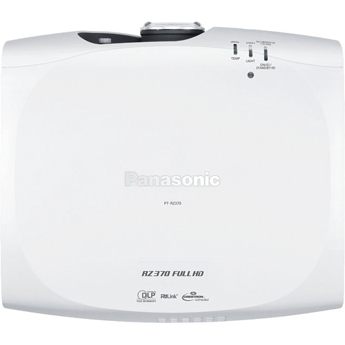 Panasonic PT-RZ470UW 1-Chip DLP Projector (White)