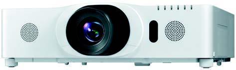 Image for Hitachi CP-WU8460 WUXGA LCD Projector - 6000 Lumens