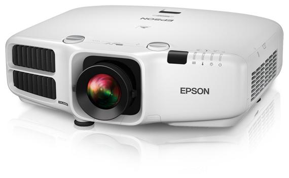Epson PowerLite Pro G6470WU - WUXGA 1080p 3LCD Projector - 4500 lumens
