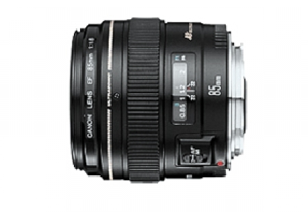 Image for Canon EF 85mm f/1.8 USM Standard & Medium Telephoto Lens