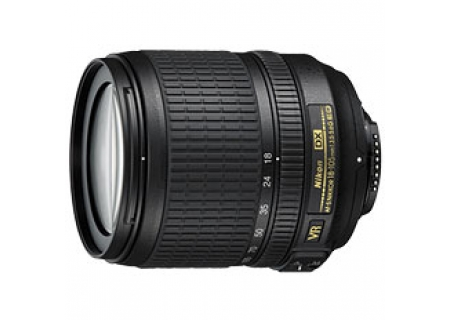 Image for Nikon 18-105mm f/3.5-5.6 AF-S DX VR ED Nikkor Lens