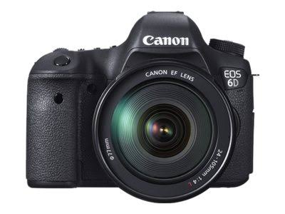 Image for Canon EOS 6D 24-105mm f/4.0L IS USM AF Lens Digital Camera