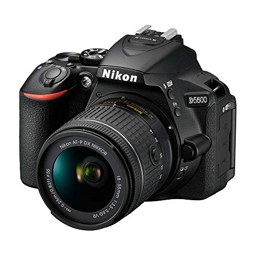 Nikon D5600 DSLR with 18-140mm VR Lens