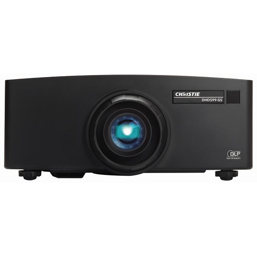 Image for Christie Digital DHD599-GS - 1DLP HD Projector - Black (140-037101-01)