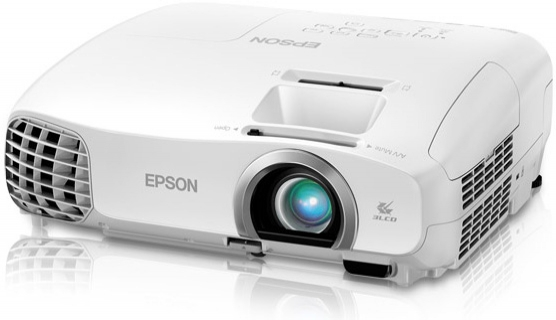Image for Epson PowerLite Home Cinema 2030 2D/3D 1080p 3LCD Projector