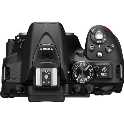 Image for Nikon D5300 24.2MP DSLR Camera - Body Only