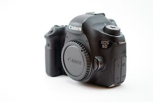 Image for Canon EOS 6D 20.2MP DSLR Camera - Body Only