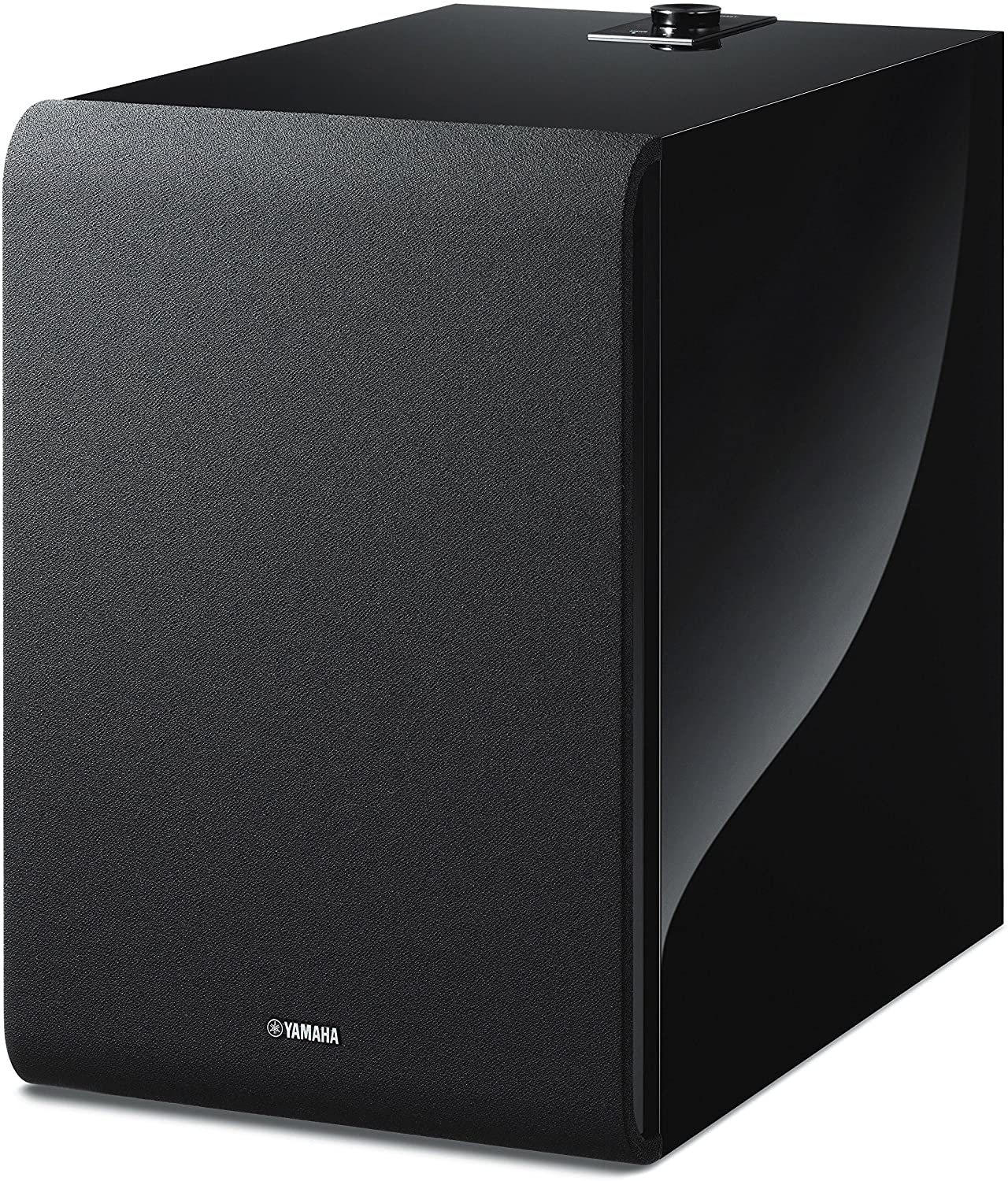 Yamaha MusicCast SUB NS-NSW100PN Wireless Subwoofer, Compatible with Alexa