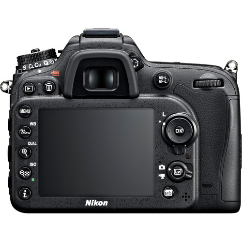 Image for Nikon D7100 24.1MP DSLR Camera - Body Only