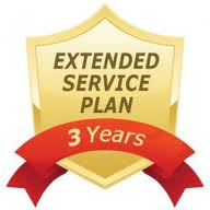 3 Year Extended Warranty for Cameras (up to $1500)