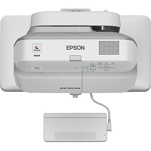 Epson BrightLink 695Wi - WXGA 720p 3LCD Projector with Speaker - 3500 lumens