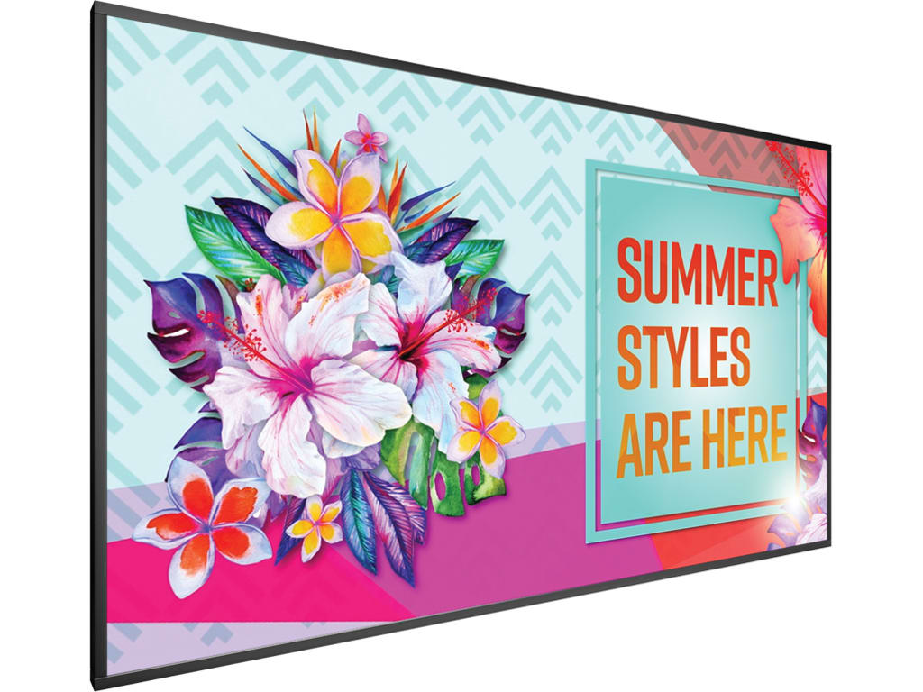 """Planar EPX100-T - 100"""" 4K Ultra HD Commercial LED Display w/ Touchscreen"""