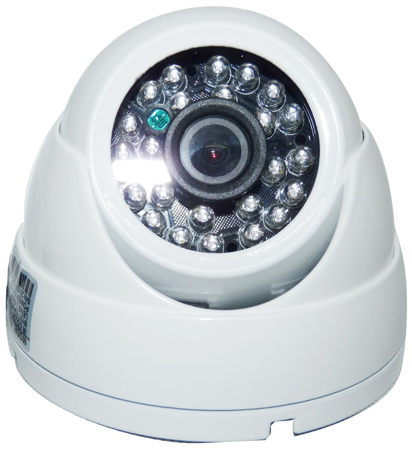 DBS 740W - 700TVL CCTV Dome Security Camera - 1/3'' Sony Super HAD CCD II