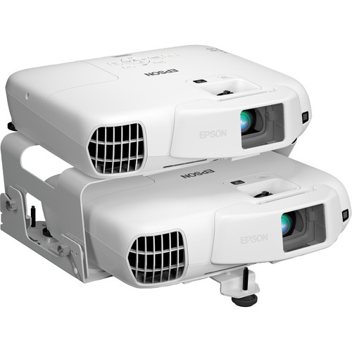 Epson PowerLite W16SK 3D Dual Projection - Portable 3D WXGA HD 3LCD Projector