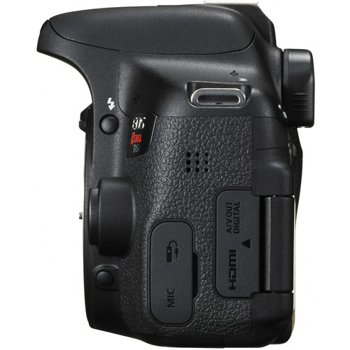 Image for Canon EOS Rebel T6i 24.2MP DSLR Camera - Body Only