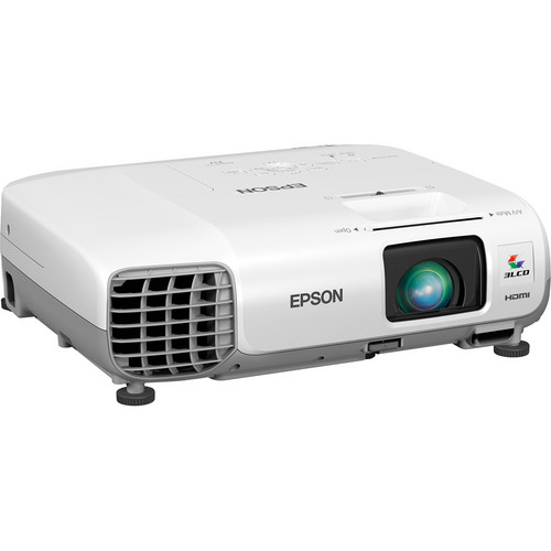 Epson PowerLite X17 - Portable XGA 3LCD Projector with Speaker