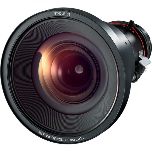 Image for Panasonic ET-DLE105 Zoom Lens - 14.7mm-19.7mm - F/1.85-2.35
