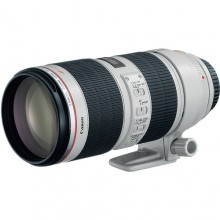 Image for Canon EF 70-200mm f/2.8L IS II USM Telephoto Zoom Lens