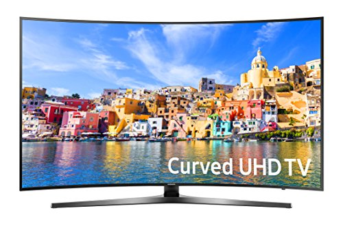 Image for Samsung UN55KU7500FXZA 55'' Curved 4K UHD Smart LED TV