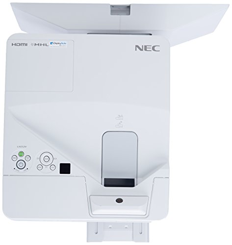 NEC NP-UM352W-WK Ultra-Short Video Projector