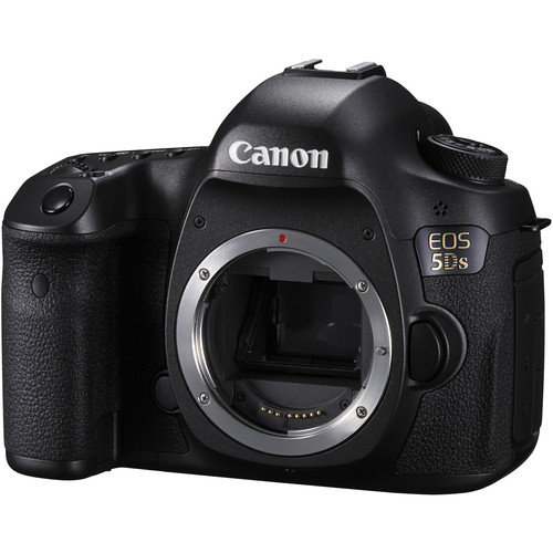 Image for Canon EOS 5DS 50.6MP DSLR Camera -Body Only