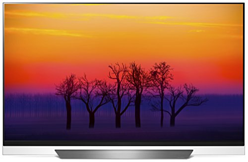 "LG Electronics OLED55E8PUA 55"" 4K Ultra HD Smart OLED TV, Black"