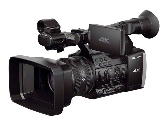 Sony Handycam FDR-AX1 Ultra HD Camcorder - 4K - 18.9 MP - Black