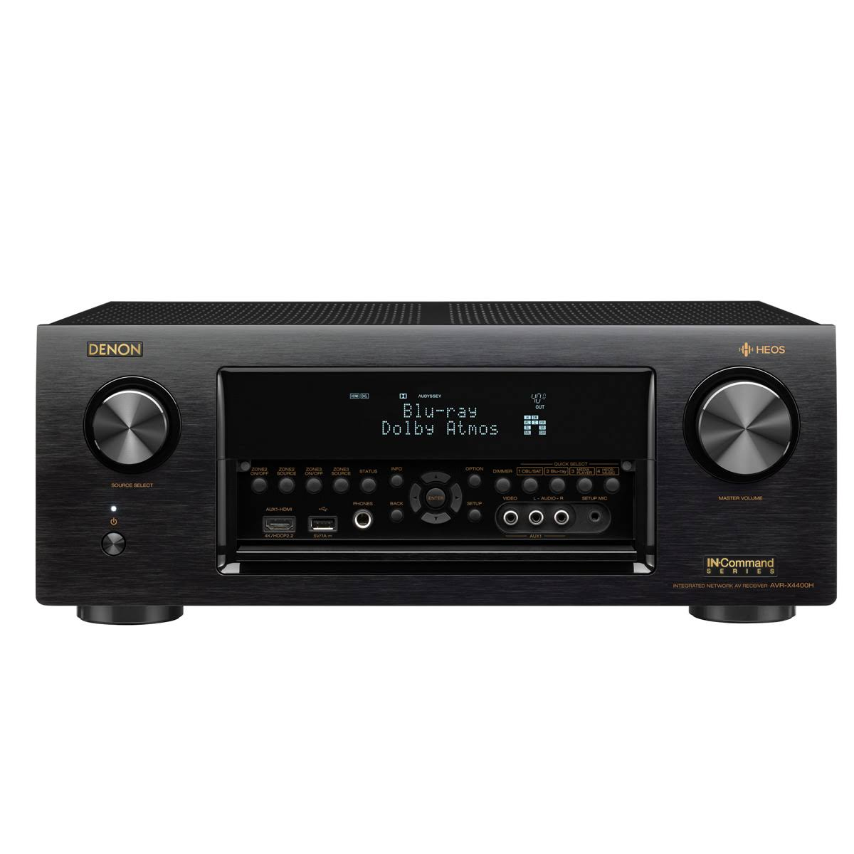 Denon AVRX4400H 9.2 Channel AV Network Receiver