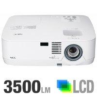 NEC NP610S XGA - LCD Projector with Speaker - 2600 lumens