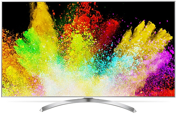 "LG 55SJ8000 55"" Silver Super UHD 4K HDR Smart LED HDTV With WebOS 3.5"