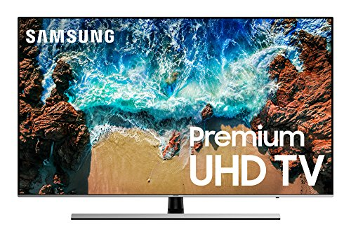 "Samsung UN49NU8000 Flat 49"" 4K UHD Smart LED TV"