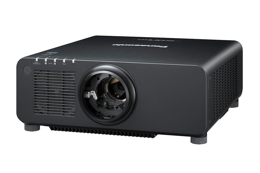 Panasonic PT-RW620LBU - WXGA 720p DLP Projector - 6200 Lumens - Black