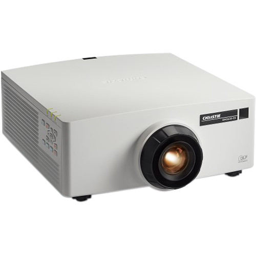 Christie Digital  DHD630-GS 1-DLP Projector SSHD - White (140-048103-01)
