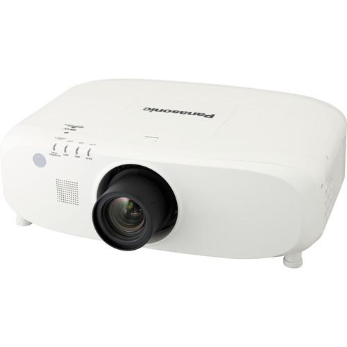 Panasonic PT EW730ZU - WXGA 720p LCD Projector with Speaker - 7000 lumens