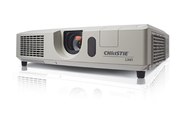 Image for Christie LX41 3LCD Projector (121-011103-01)
