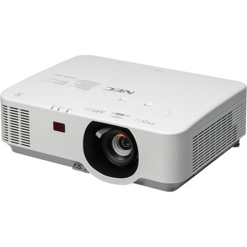 NEC NP-P554W WXGA 720p LCD Projector