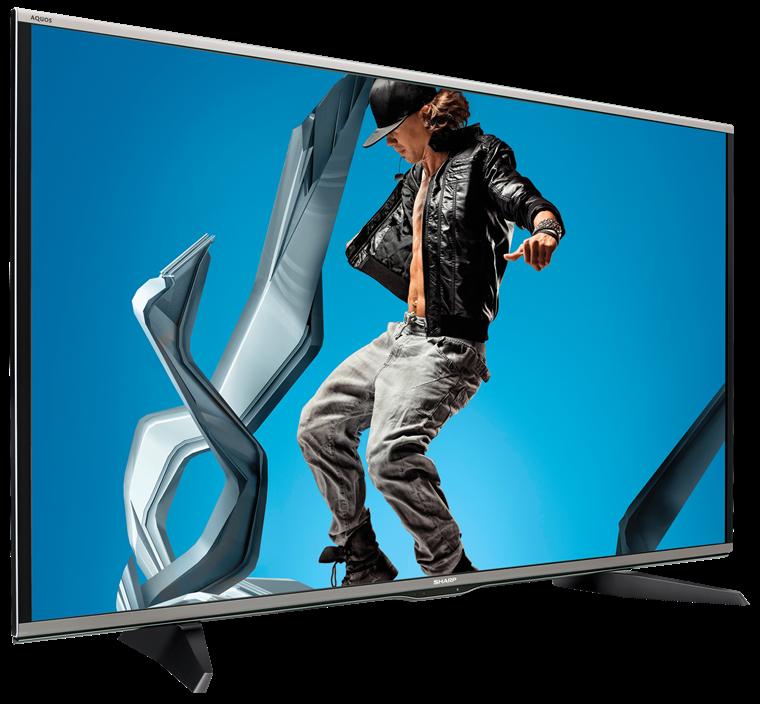 "Image for Sharp AQUOS LC-80UQ17U 80"" LED SMART TV - 1080P (FULLHD)"