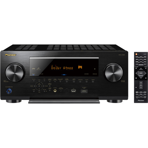 Image for Pioneer VSX-LX503 9.2 Channel 4K UltraHD Network A/V Receiver - Black