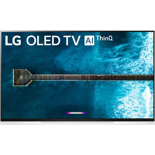 "LG Electronics OLED65E9PUA 65"" 4K UHD Smart OLED TV (2019)"