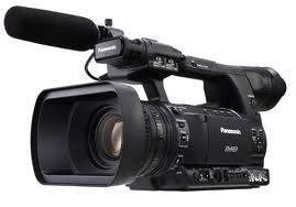 Panasonic P2 HD AG-HPX250 2.2 MP Camcorder - 1080p
