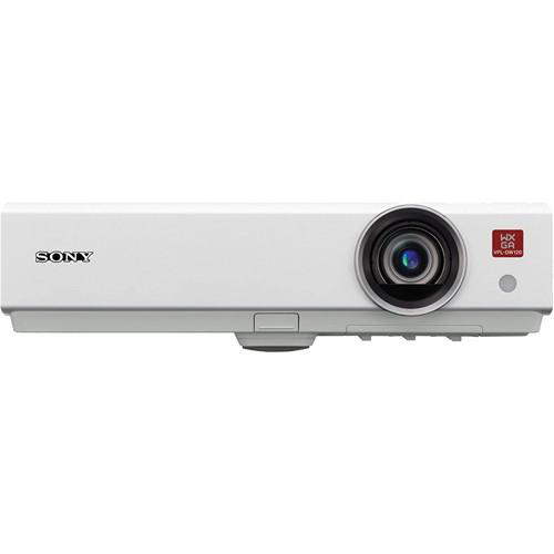 Image for Sony VPL-DW120 2600 Lumens WXGA Mobile Projector