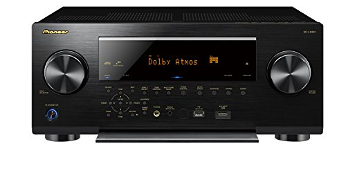 Image for Pioneer Elite SC-LX501 -  7.2 Channel AV Network Receiver - Wi-Fi - Black