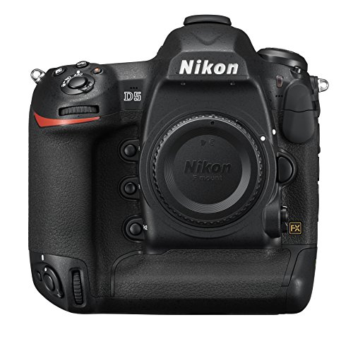 Nikon D5 DSLR 20.8 MP Body Only -  Black