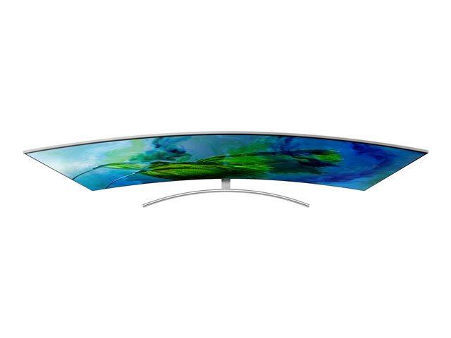 Image for Samsung QN65Q8C 65'' Curved 4K Ultra HD Smart QLED TV