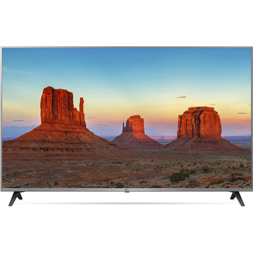 "LG Electronics 55UK7700PUD - 55"" 4K Ultra HD Smart  LED TV w/ AI ThinQ"
